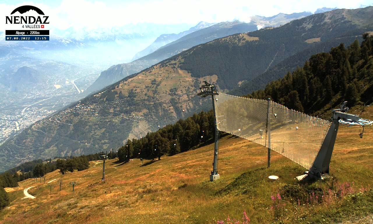 Webcam <br><span>WEBCAM NENDAZ ALPAGE</span>